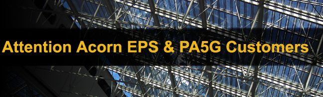 Acorn Systems EPS PA5G